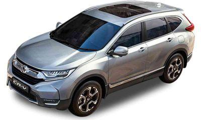 Honda CR V Special Edition