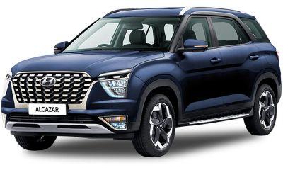 Hyundai Alcazar Platinum 7 Str D