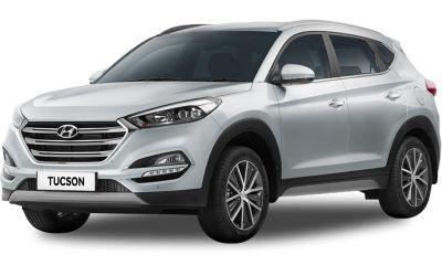 Hyundai Tucson R 2.O GLS D 4WD