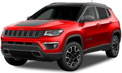 Jeep Compass Trailhawk On Road Price In New Delhi