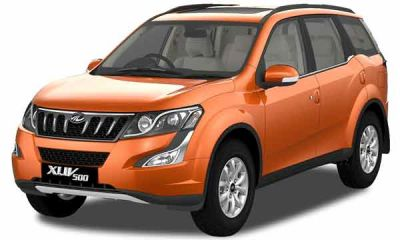 Mahindra Xuv 500 2015 2018 On Road Price In New Delhi