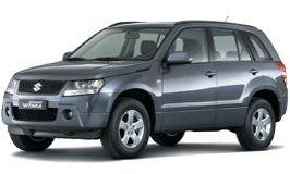 Maruti Suzuki Grand Vitara Facelift