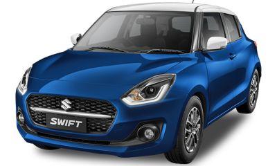 Maruti Suzuki Swift ZXi Plus DT