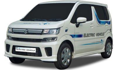 Maruti Suzuki WagonR Electric