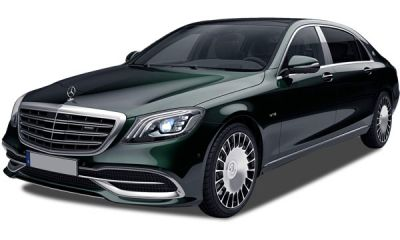 Mercedes Benz S Class S 560 Maybach