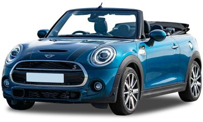 Mini Cooper Convertible Sidewalk Edition