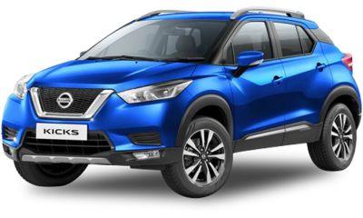 Nissan Kicks 1.3 XV  Premium Turbo (O) Dual Tone