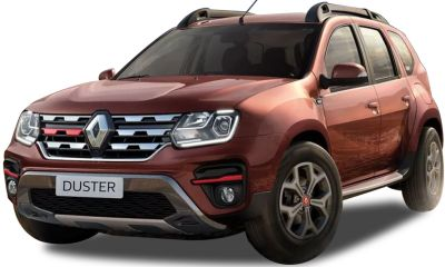Renault Duster 1.3 RXS Turbo