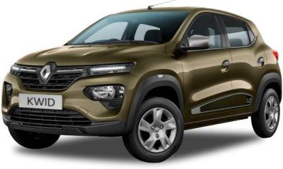 Renault Kwid 1.0 RXT EASY-R (O)