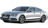 Audi A7 (2017) Facelifts