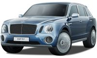 Bentley EXP 9F Photo