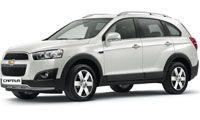 Chevrolet Captiva [2011 - 2015]