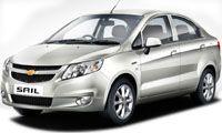 Chevrolet Sail [2014 - 2017]