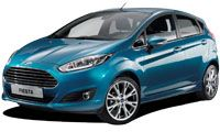 Ford Fiesta [2014 - 2016]