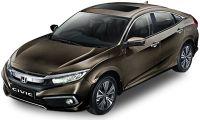 Honda Civic V CVT
