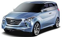 Hyundai Hexa Space Photo