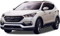 Hyundai New Santa Fe Facelift