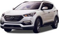 Hyundai New Santa Fe Facelift