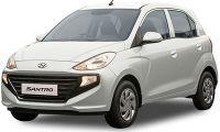 Hyundai Santro 1.1 Sportz CNG