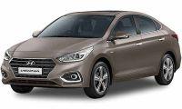 Hyundai Verna 1.4 CRDI EX