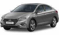 Hyundai Verna CRDi EX AT [2017 - 2019]