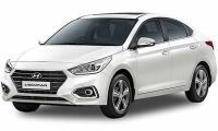 Hyundai Verna CRDi EX [2017 - 2019]