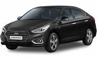 Hyundai Verna CRDi SX (O)