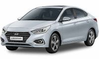Hyundai Verna VTVT E [2017 - 2018]