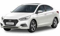 Hyundai Verna VTVT EX AT [2017 - 2019]