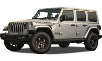 Jeep Wrangler Rubicon Photo