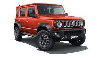 Maruti Suzuki Jimny Photo