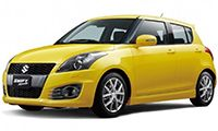 Maruti Suzuki Swift Sport Photo