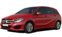 Mercedes Benz B Class Photo