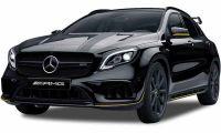 Mercedes Benz GLA  Photo