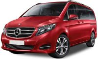 Mercedes Benz V Class Photo