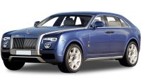 Rolls Royce Cullinan Photo