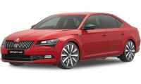 Skoda Superb Sportline Photo