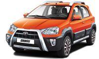 Toyota Etios Cross Photo
