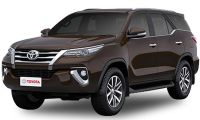 Toyota Fortuner 2.8 4WD