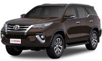Toyota Fortuner 2.8 2WD
