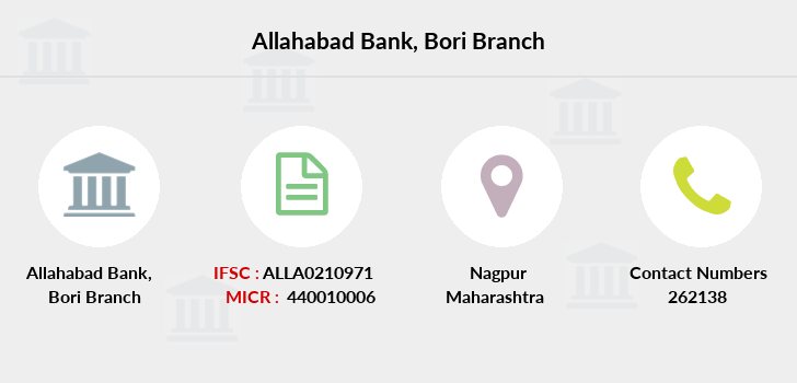 Allahabad-bank Bori branch