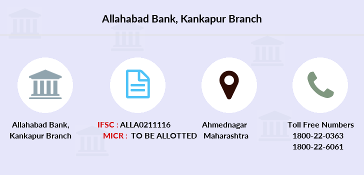 Allahabad-bank Kankapur branch