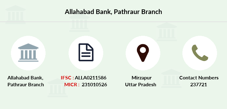Allahabad-bank Pathraur branch