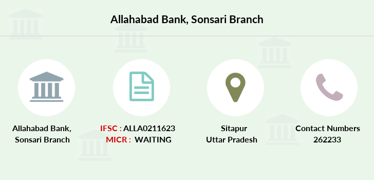 Allahabad-bank Sonsari branch