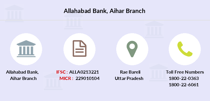 Allahabad-bank Aihar branch
