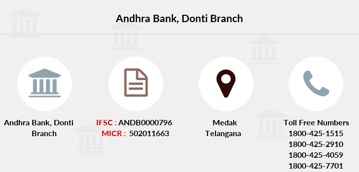 Andhra-bank Donti branch