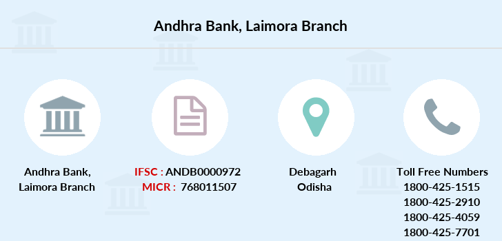 Andhra-bank Laimora branch
