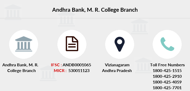 Andhra-bank M-r-college branch
