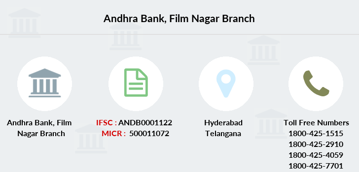 Andhra-bank Film-nagar branch