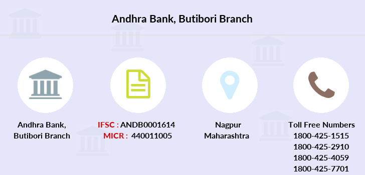 Andhra-bank Butibori branch